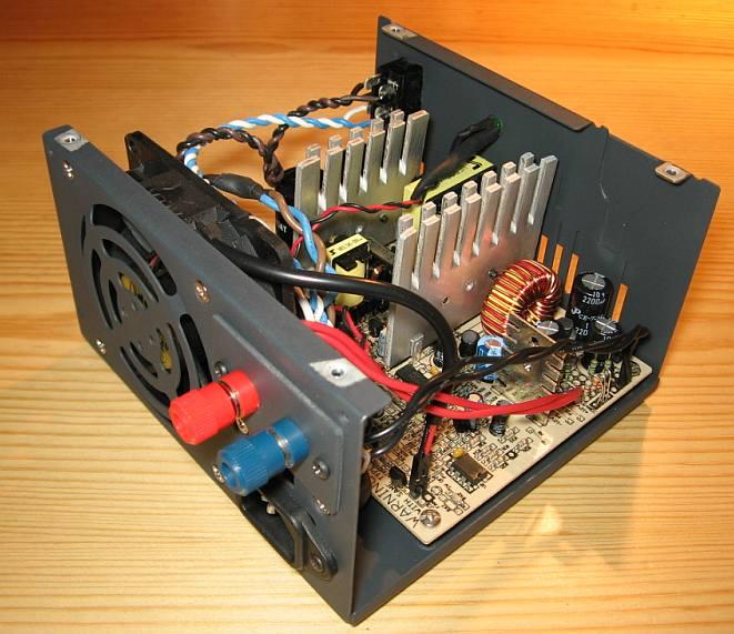 umbau pc schaltnetzteile f r stabile 13 8 volt. Black Bedroom Furniture Sets. Home Design Ideas